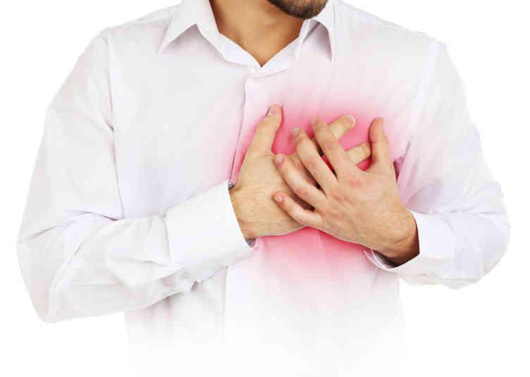 ból kardiologiczny