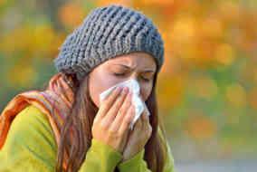 jesienne alergie