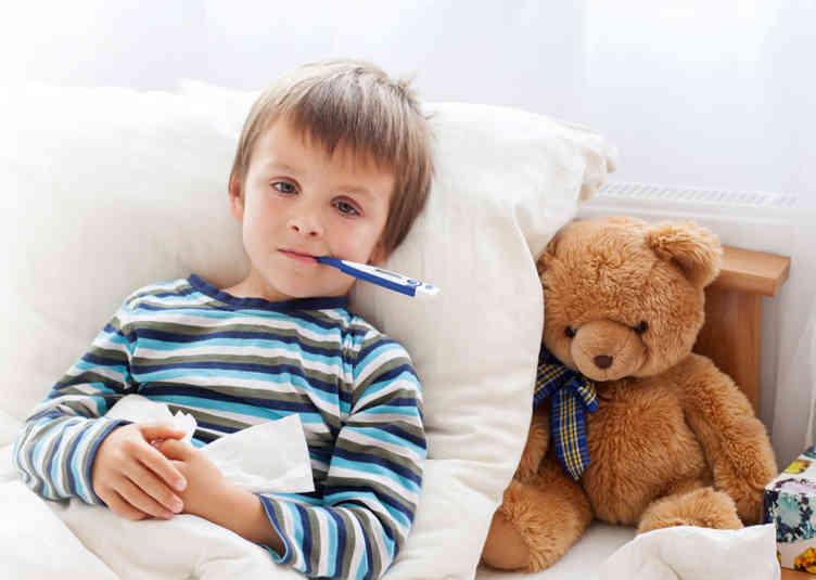 nawracające infekcje u dzieci